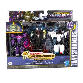 Cyber verse transformers e78395l00 6 ans et + Enfant HASBRO