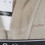Robe de chambre manches longues douce confort Femme LES PETITES...PARIS marque pas cher prix dégriffés destockage