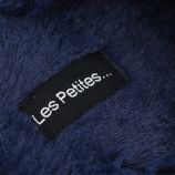 Chaussons fausse fourrure noeud Femme LES PETITES...PARIS marque pas cher prix dégriffés destockage