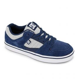 BASKET CUIR NAVY GREY T39-T47 COURS 2 SE ADYS100225