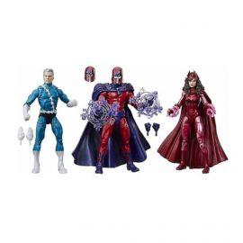 Figurines Quicksilver Magneto Scarlet Witch X-men Marvel 4 ans et + HASBRO