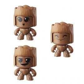Mighty Muggs figurine Groot Marvel 6 ans et + HASBRO marque pas cher prix dégriffés destockage