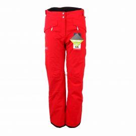 Pantalon ski Austria rouge 8147 Dryedge 10K Femme MILLET marque pas cher prix dégriffés destockage