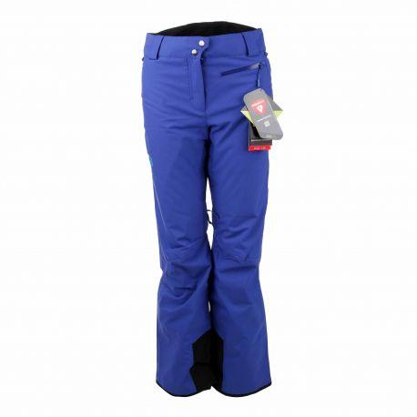 Pantalon ski marine 6982 Primaloft Dryedge 15K Femme MILLET marque pas cher prix dégriffés destockage