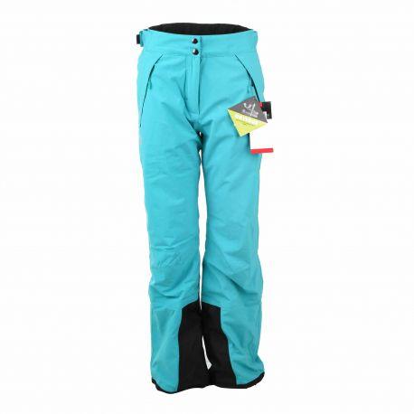 Pantalon ski blue 7519 Dryedge Femme MILLET marque pas cher prix dégriffés destockage