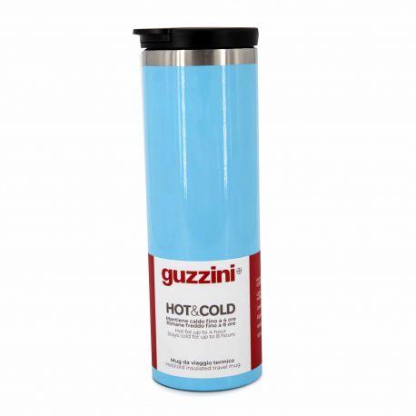 Mug isotherme froid chaud 450ml GUZZINI marque pas cher prix dégriffés destockage