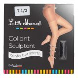 Collant sculptant lm8001 t1/2 3/4 Femme LITTLE MARCEL