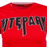 Tee shirt mc many Femme HITE PARK marque pas cher prix dégriffés destockage