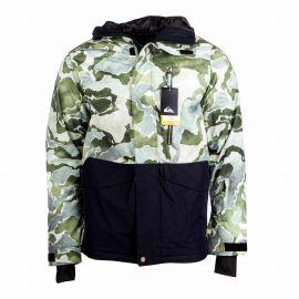 Veste de ski 3237 army Homme QUIKSILVER marque pas cher prix dégriffés destockage