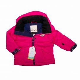 Veste de ski 3010 rose Enfant ROXY marque pas cher prix dégriffés destockage