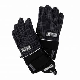 Gants de ski 3050 noir Homme DC SHOES marque pas cher prix dégriffés destockage
