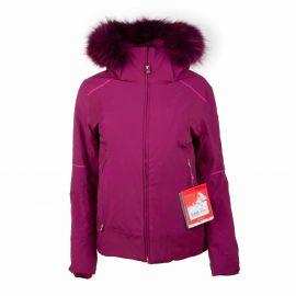 Veste de ski 4118 purple Femme EIDER marque pas cher prix dégriffés destockage