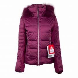 Veste de ski 4150 purple Femme EIDER marque pas cher prix dégriffés destockage