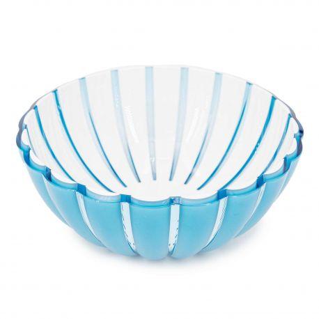 Saladier bleu 25cm 29695981 Mixte GUZZINI marque pas cher prix dégriffés destockage