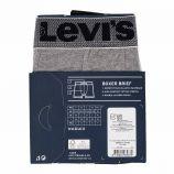 Lot de 2 boxers 125286 noir Homme LEVI'S marque pas cher prix dégriffés destockage