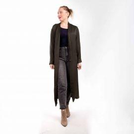 Veste longue Femme AMERICAN VINTAGE marque pas cher prix dégriffés destockage