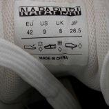Baskets cuir virtuos Homme NAPAPIJRI marque pas cher prix dégriffés destockage