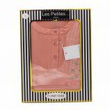 Pyjama manches longues imprimé floral coton Femme LES PETITES...PARIS