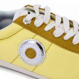 Baskets jaunes missy-612-35 t36/41 Femme VESPA marque pas cher prix dégriffés destockage