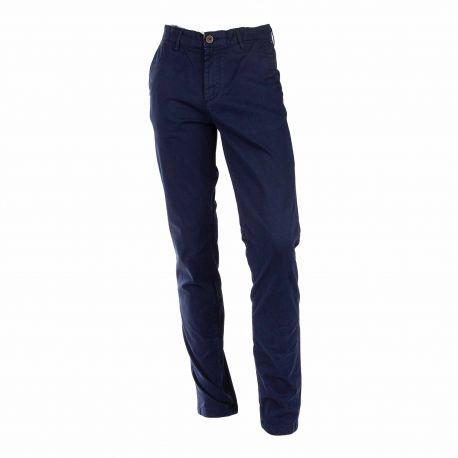 Pantalon bleu 12167632 Homme JACK AND JONES marque pas cher prix dégriffés destockage