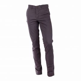 Pantalon gris fonce 12175106 Homme JACK AND JONES marque pas cher prix dégriffés destockage