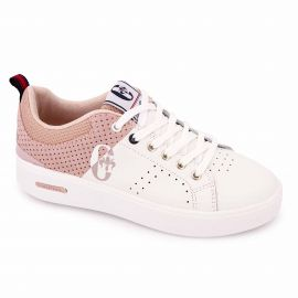 Basket blanche cf01w80729/01 Femme CONTE OF FLORENCE
