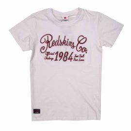 Tee-shirt mc 3024 de 8 a 16ans Enfant REDSKINS marque pas cher prix dégriffés destockage