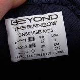Basket gns0105bkids du 35 au 40 Enfant NASA marque pas cher prix dégriffés destockage