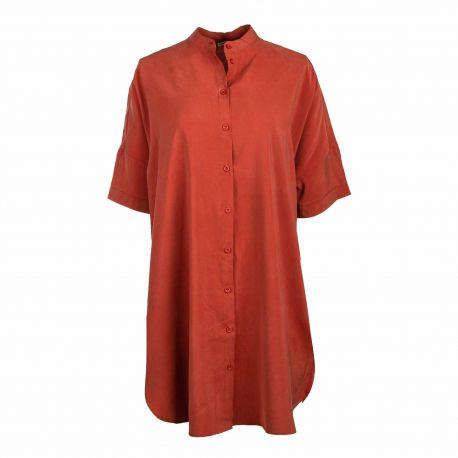 Robe chemise loose mc Femme LES TROPEZIENNES PAR M.BELARBI marque pas cher prix dégriffés destockage