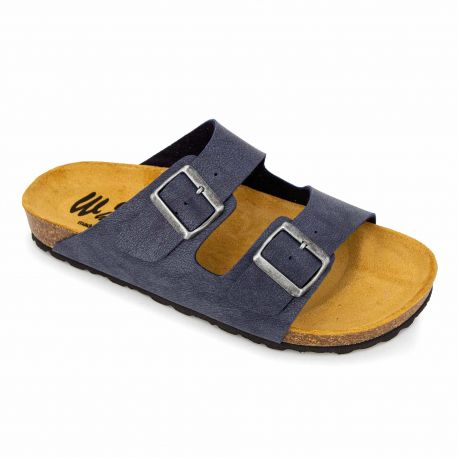Mules double bride homme WHY LAND