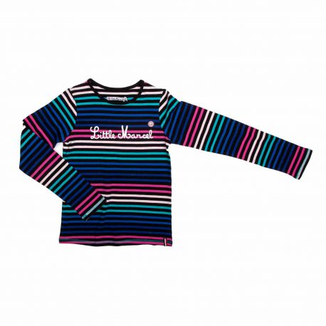 T shirt ml Enfant LITTLE MARCEL