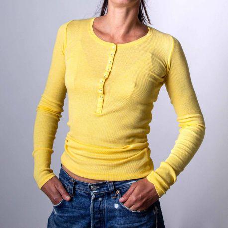Tee shirt ml Femme AMERICAN VINTAGE