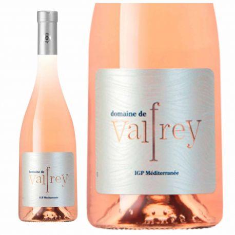 Vin rosé Domaine Valfrey IGP Méditerranée 75cl 2019