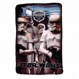 Plaid polaire Troopers 100x150cm Enfant STAR WARS