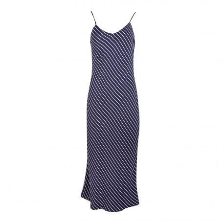 Robe bretelle ww0ww18791 Femme TOMMY HILFIGER marque pas cher prix dégriffés destockage