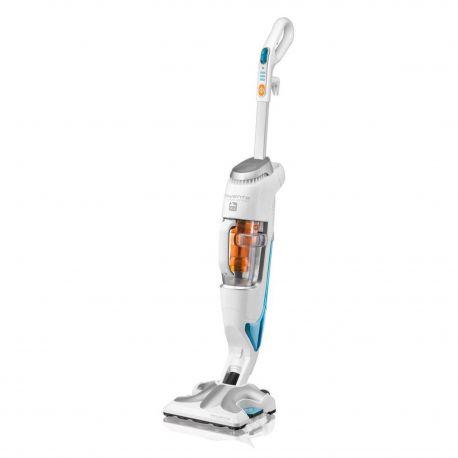 ASPIRATEUR CLEAN&STEAM ROWENTA RY7577WH