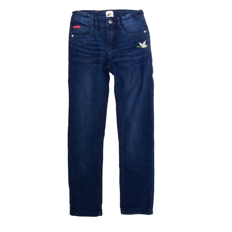 Jeans gche0019j-blue bleu Enfant CHEVIGNON marque pas cher prix dégriffés destockage