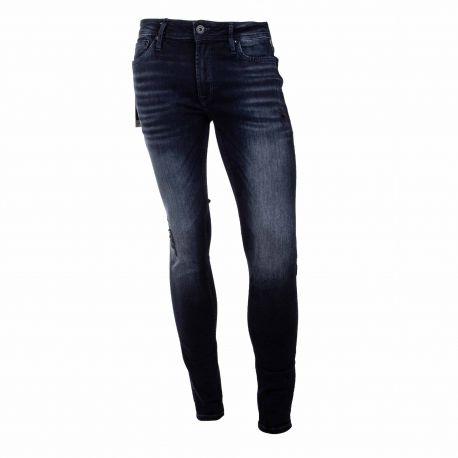 Jeans jjiliam jjoriginal 12140278 Homme JACK & JONES marque pas cher prix dégriffés destockage