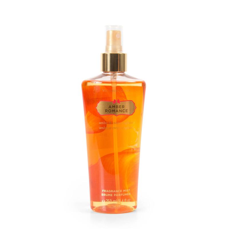 Brume parfumée 250ml femme AMBER ROMANCE Victoria's Secret  marque pas cher prix dégriffés destockage