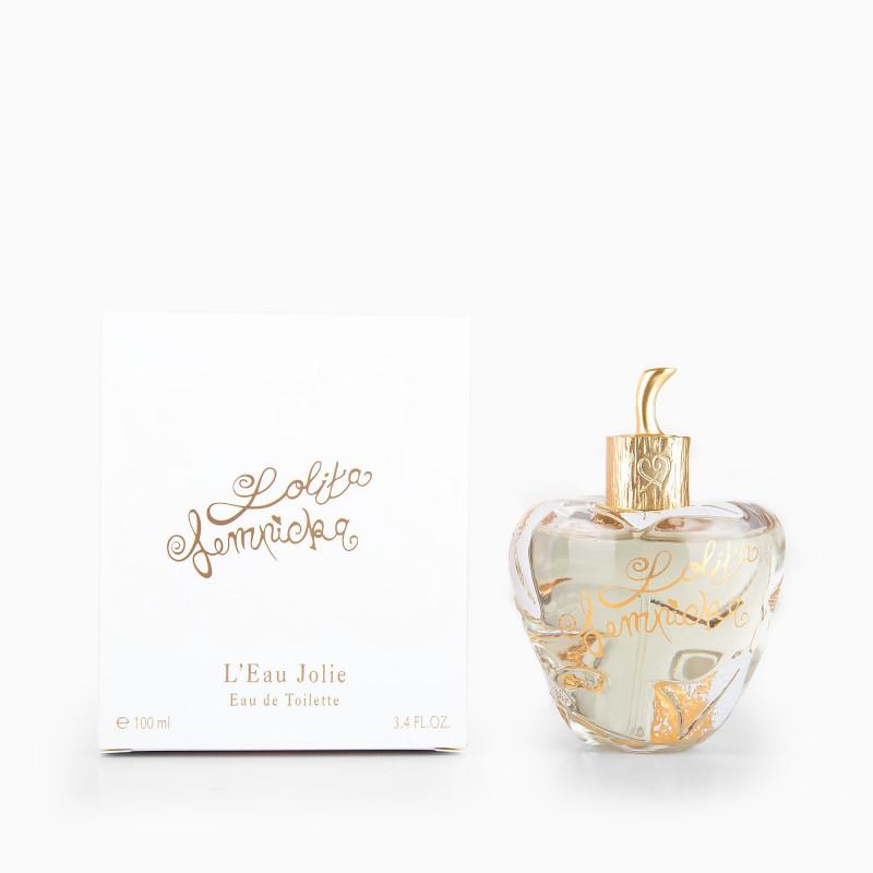 Parfum Eau de toilette L'Eau Jolie 100ml Femme LOLITA LEMPICKA marque pas cher prix dégriffés destockage
