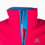 Veste de ski Advanced Skin Shield Femme SALOMON marque pas cher prix dégriffés destockage