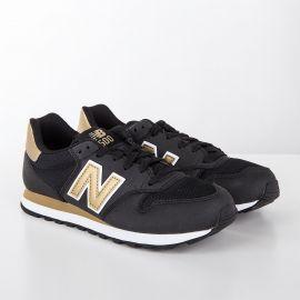 675ca7203a6 Baskets sneakers GW500KG noir   or femme NEW BALANCE marque pas cher prix  dégriffés destockage