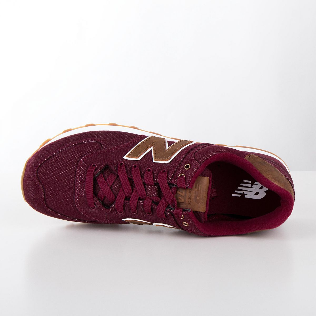 basket homme new balance rouge bordeaux