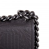 Petit sac bandoulière chaîne femme CHRISTIAN LACROIX marque pas cher prix dégriffés destockage