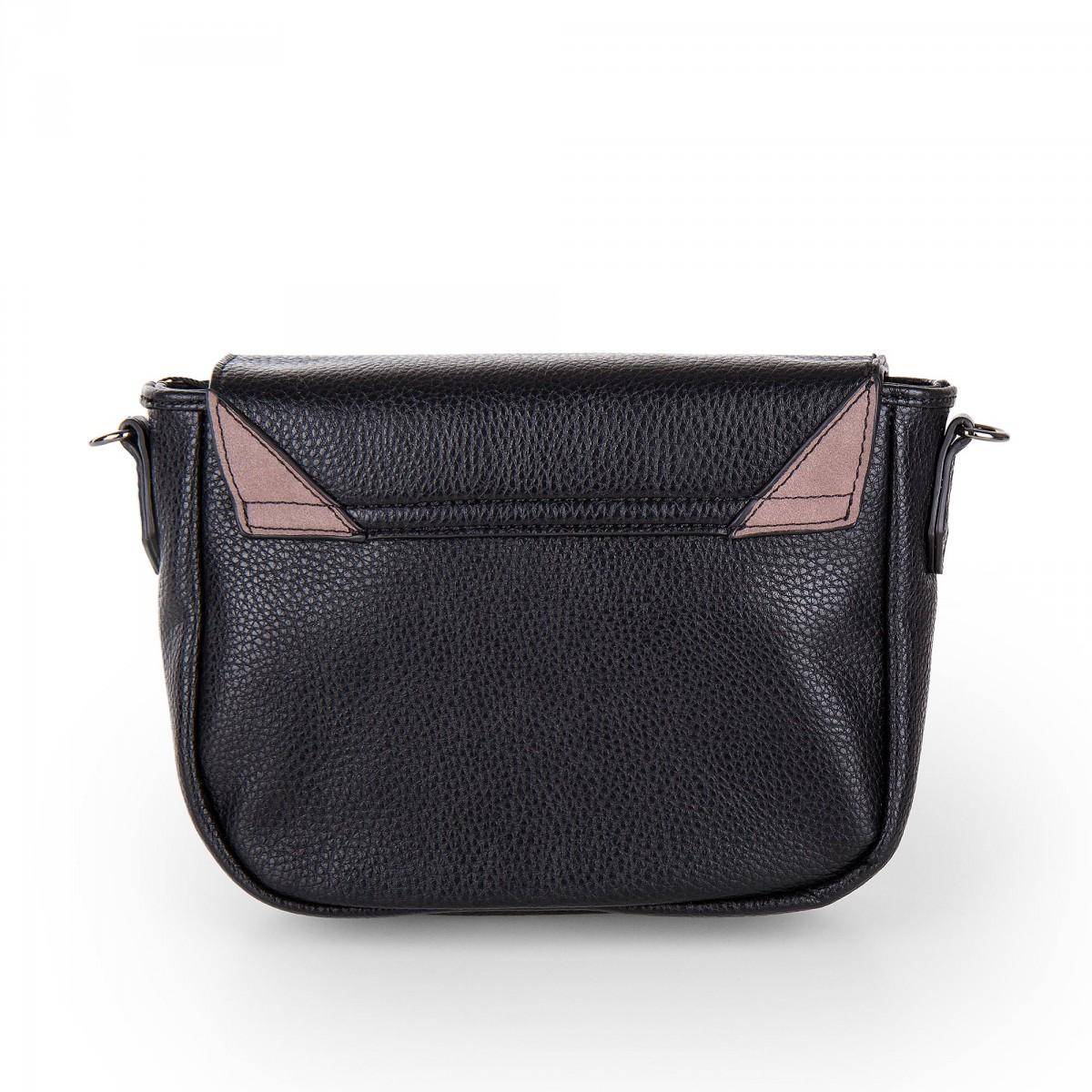 ... Petit sac simili cuir noir motifs losanges femme CHRISTIAN LACROIX  marque pas cher prix dégriffés destockage ... a8fe976b3a1