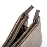 Petit sac simili cuir doré femme CHRISTIAN LACROIX marque pas cher prix dégriffés destockage