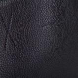 Cabas simili cuir noir et bleu femme CHRISTIAN LACROIX marque pas cher prix dégriffés destockage