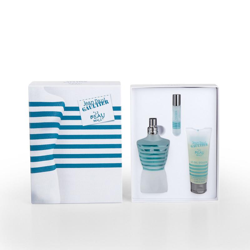 D stockage coffret parfum eau de toilette 125 ml vaporisateur de poche 9 ml gel douche 75 ml - Coffret gel douche homme ...