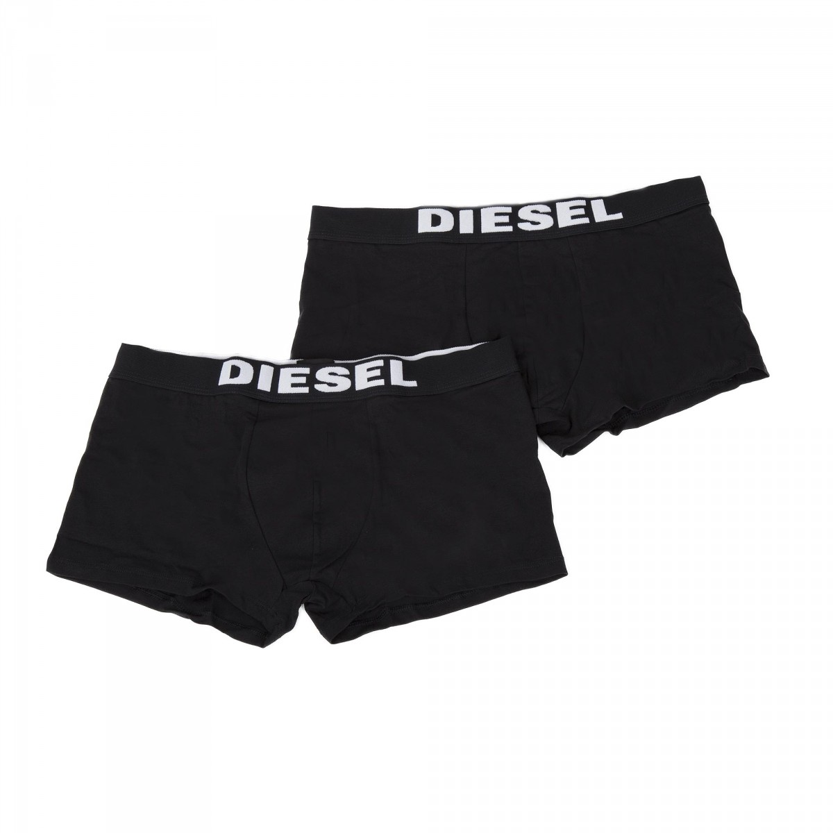 lot de 2 boxers noirs homme diesel prix d griff. Black Bedroom Furniture Sets. Home Design Ideas