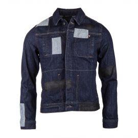 Blouson en jean brut homme DEEPEND marque pas cher prix dégriffés destockage